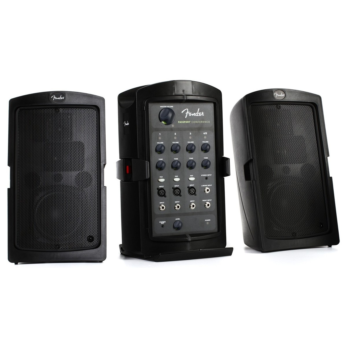 fender passport conference 150 portable pa system at gear4music. Black Bedroom Furniture Sets. Home Design Ideas