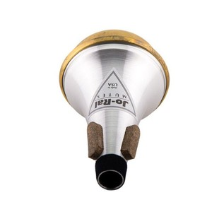 JO-RAL Piccolo Trumpet Straight Mute, Brass Bottom