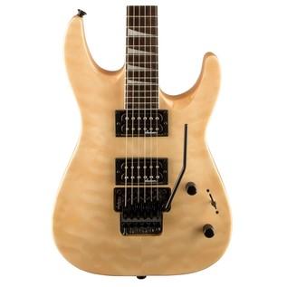 Jackson JS32Q Dinky Electric Guitar, Natural