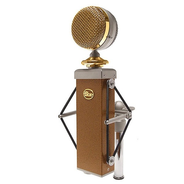 Blue Cactus Tube Condenser Microphone