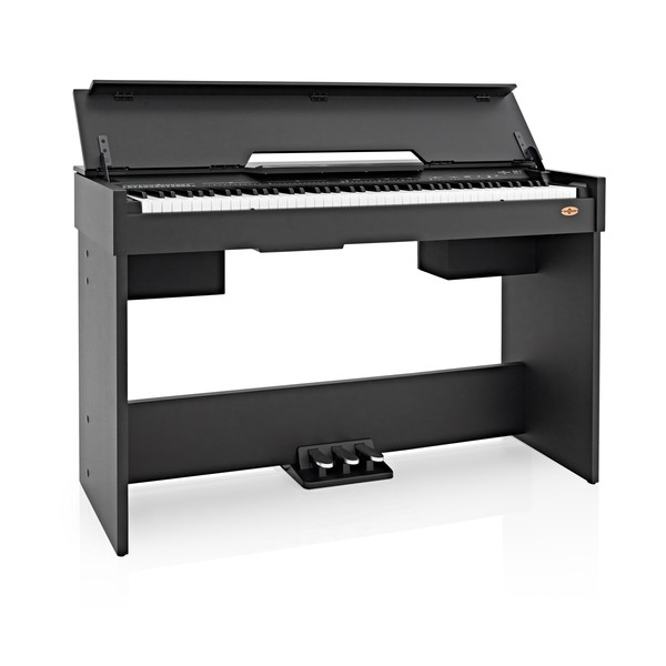 Dp 7 Compact Digital Piano By Gear4music Black At Gear4music