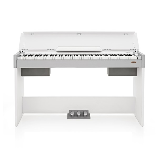 Dp 7 Compact Digital Piano By Gear4music White At Gear4music