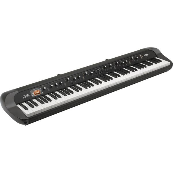 Korg SV1 88 Note, Black Stage Vintage Piano