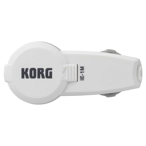 Korg IE-1M In-EarMetronome - Top