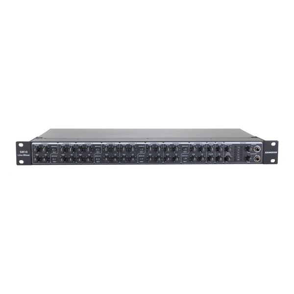 Samson SM10 10 Channel Rackmount Mixer