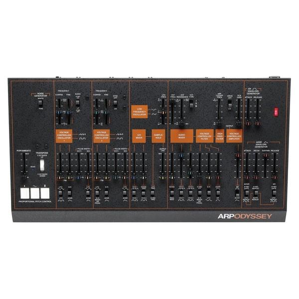 Korg ARP Odyssey Rev3, Module - Top