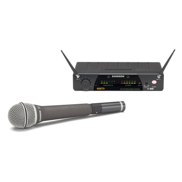 Samson Airline 77 UHF Wireless Handheld Microphone System E4