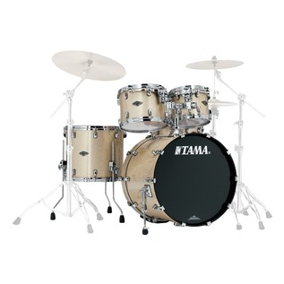 Tama Starclassic Performer B/B 4 Piece Shell Pack, Champagne Sparkle