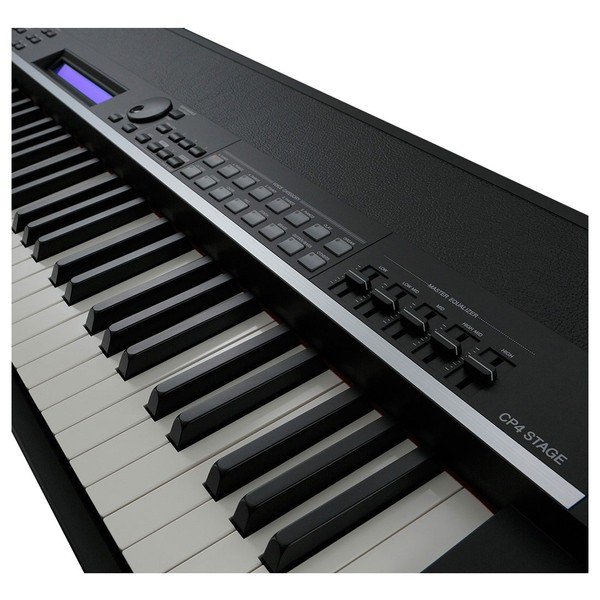 Yamaha CP4 Controls