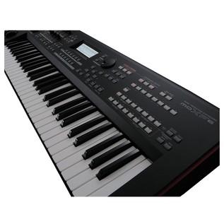 Yamaha MOXF6 Controls