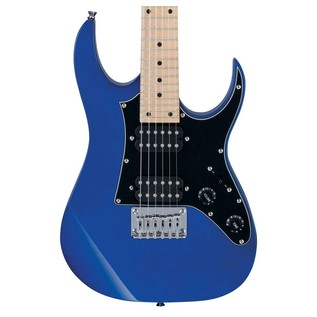 Ibanez miKro GRGM21M Electric Guitar, Blue