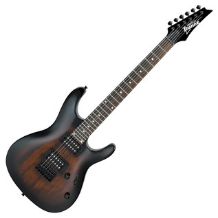 Ibanez GIO GS221 Electric Guitar, Chocolate Brown Sunburst