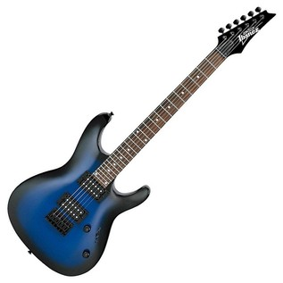 Ibanez GIO GS221 Electric Guitar, Metallic Blue Sunburst