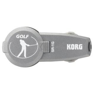 Korg SR-1G StrokeRhythm In-Ear Golf Metronome - Top