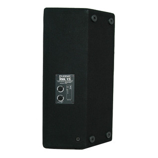 Phonic iSK 15 2-way Stage Speaker / Floor Monitor - Rear View