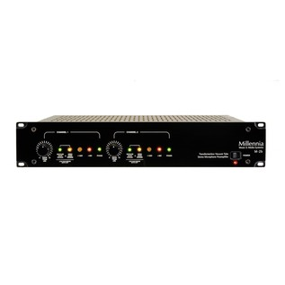 Millennia Media M2B Two Channel Vacuum Microphone Preamp