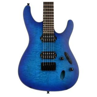 Ibanez S621QM Electric Guitar