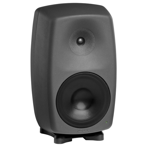 Genelec 8260A Tri-Amplified DSP Monitor (Single) - Front Angled