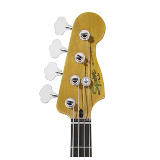 Squier by Fender Classic Vibe 60's P Bass Guitar, Olympic White