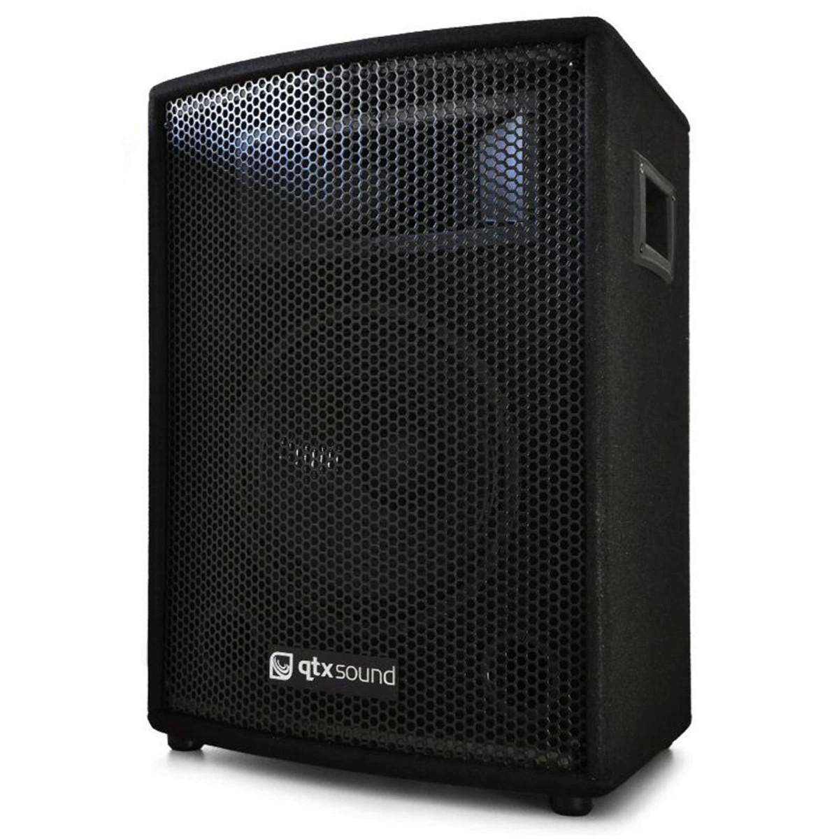 qtx qt8 8 39 39 passive pa speaker b stock at gear4music. Black Bedroom Furniture Sets. Home Design Ideas