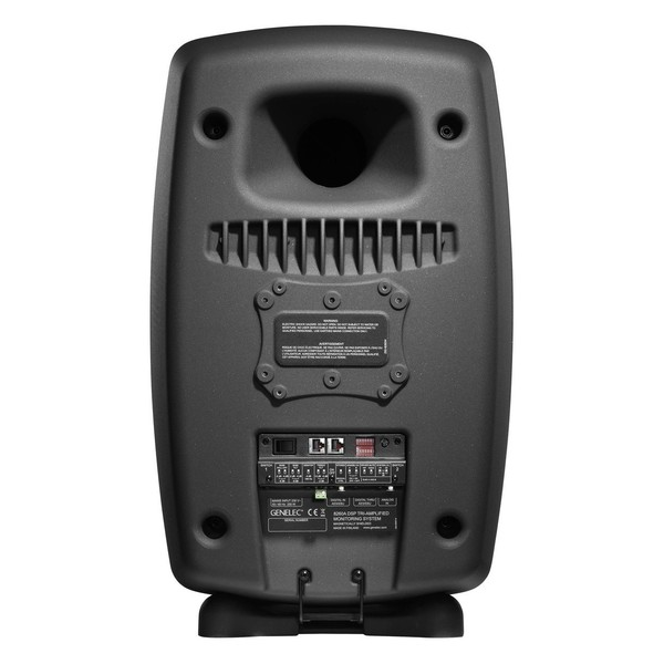 Genelec 8260A Tri-Amplified DSP Monitor (Pair) - Single Rear