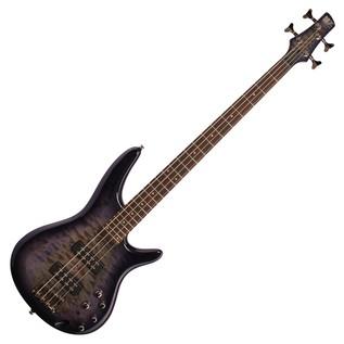 Ibanez SR400EQM Bass Guitar, Fade Blue Burst