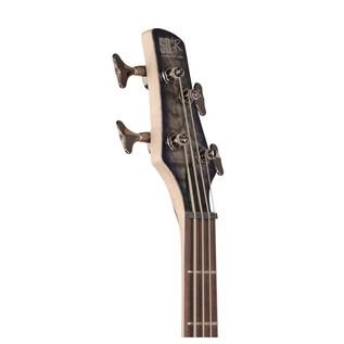 SR400EQM Bass Guitar, Fade Blue Burst