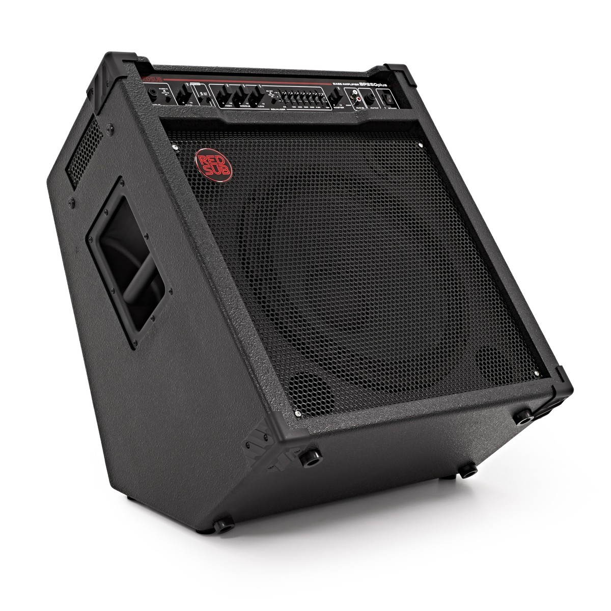 redsub bp250plus 250w bass guitar amplifier at gear4music. Black Bedroom Furniture Sets. Home Design Ideas