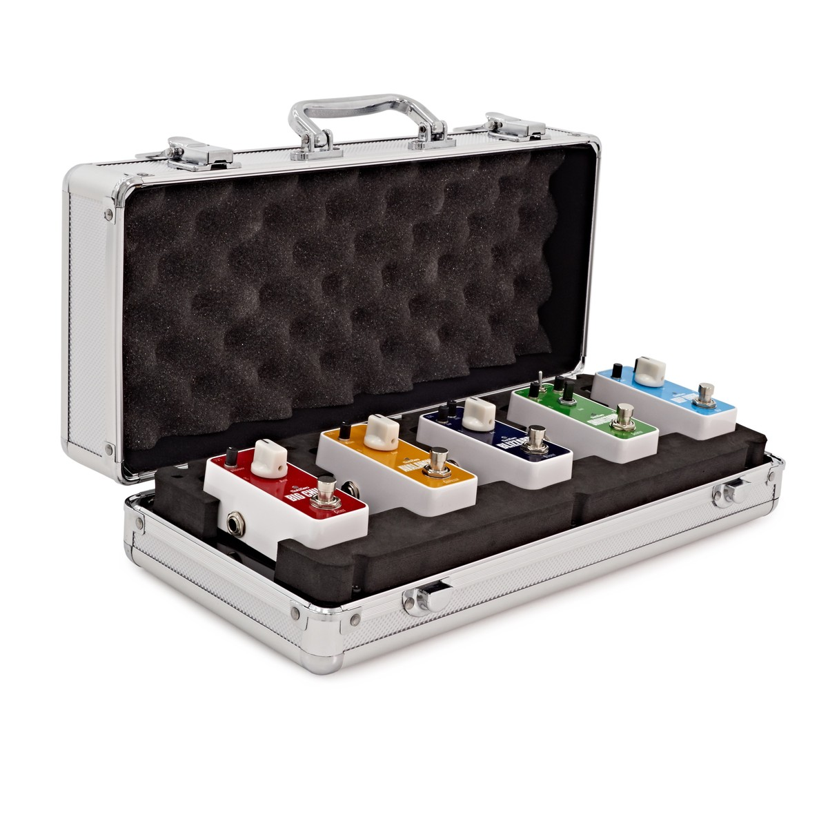subzero micro guitar pedal and pedal board rock pack at gear4music. Black Bedroom Furniture Sets. Home Design Ideas
