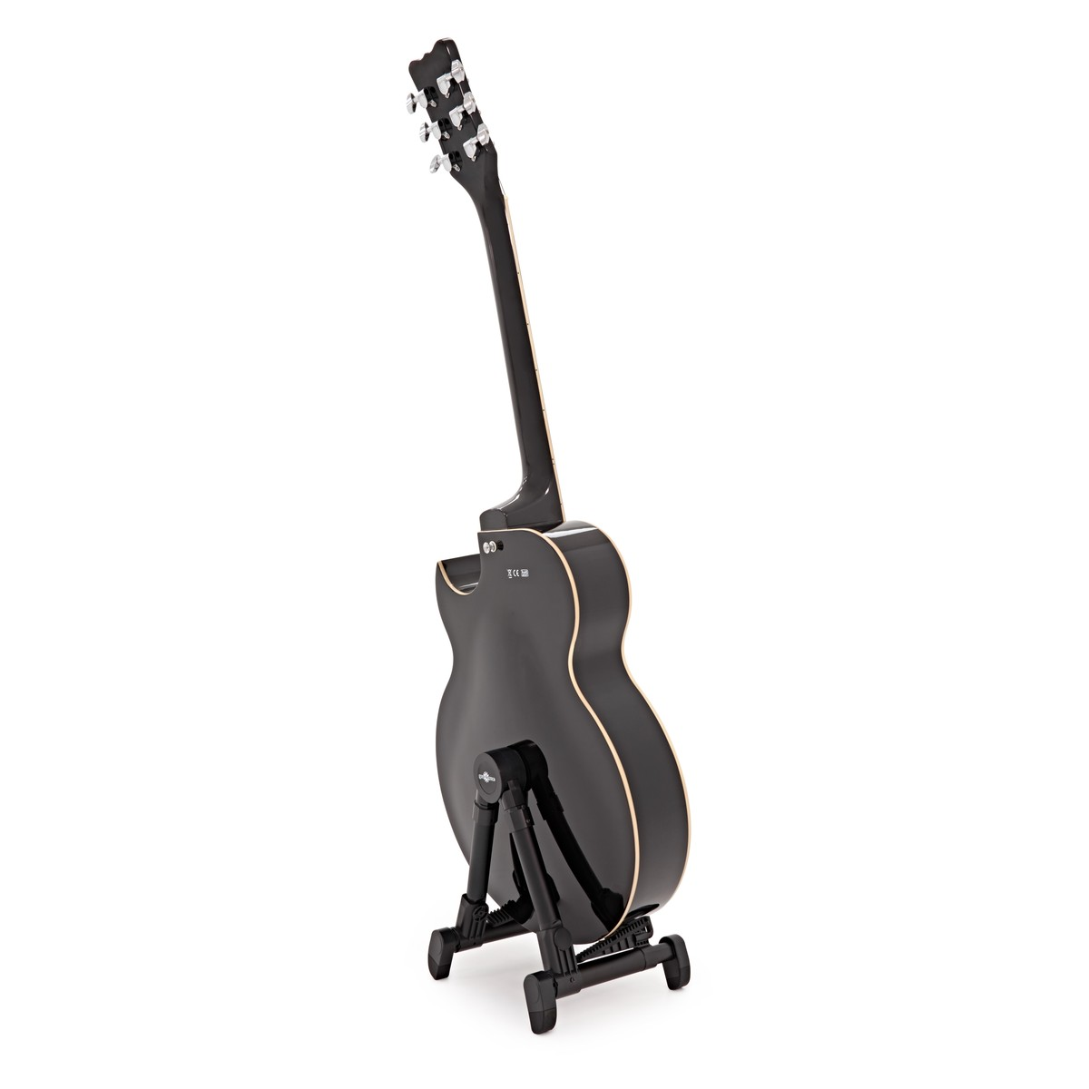 lightweight foldable guitar stand by gear4music at gear4music. Black Bedroom Furniture Sets. Home Design Ideas