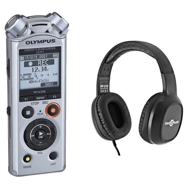 Olympus LS-P1 with Free Headphones