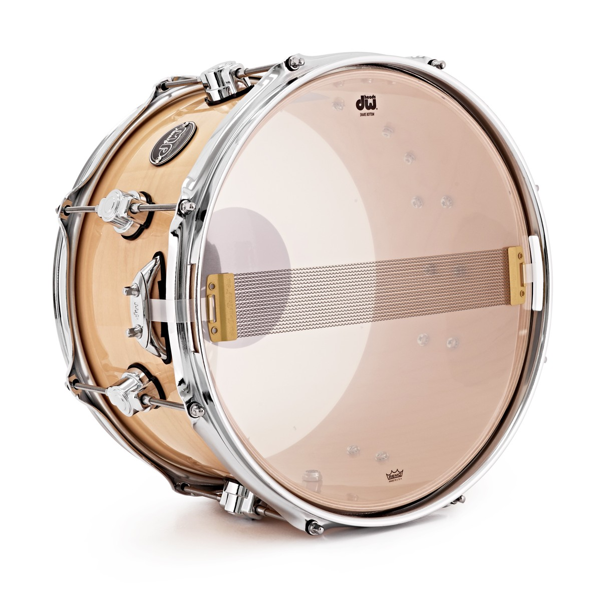 dw drums performance series 13 x 7 snare drum natural at gear4music. Black Bedroom Furniture Sets. Home Design Ideas