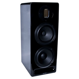 Avantone Pro MixTower Studio Monitor, Black - Angled