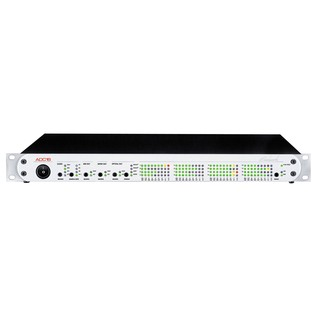 Benchmark ADC16 Analogue to Digital Converter, Silver with Rack Ears