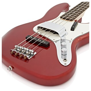 Squier by Fender Vintage Modified Jazz Bass Candy Apple Red (FSR)