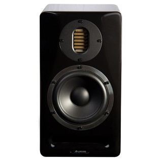 Avantone Pro LA7 Little Abbey 7 Studio Monitor, Black - Front
