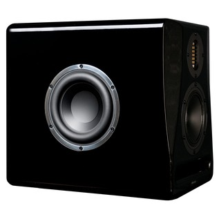 Avantone Pro Abbey Studio Monitor, Black - Angled