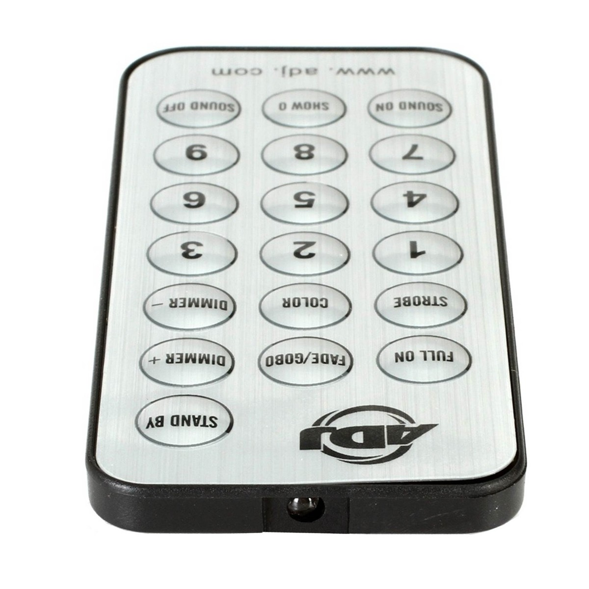 Adj Uc Ir Infrared Remote Control At Gear4music