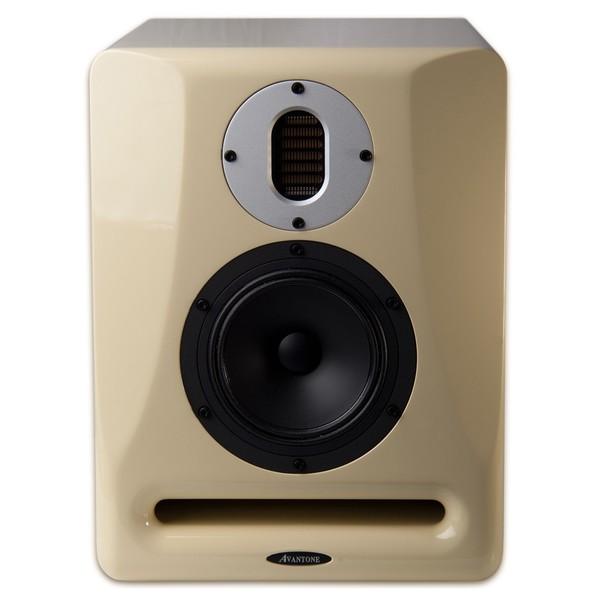 Avantone Pro Abbey Studio Monitor, Buttercream - Front