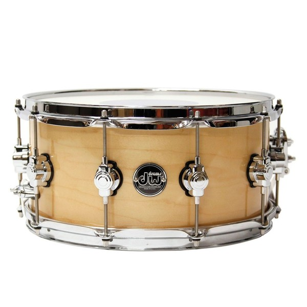 """DW Drums Performance Series 14"""" x 5.5"""" Snare Drum, Natural"""