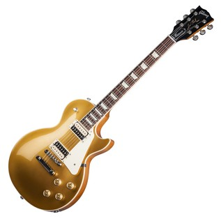 Gibson Les Paul Classic T Electric Guitar, Gold Top (2017)