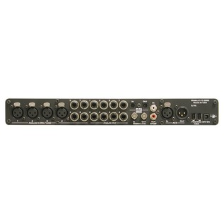 Metric Halo 2882 Firewire Audio Interface w/ 2D Expansion and DSP - Rear