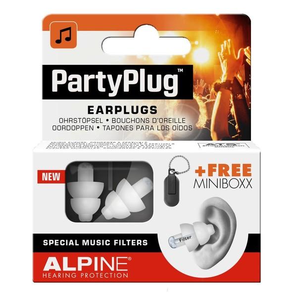 Alpine PartyPlug Earplugs