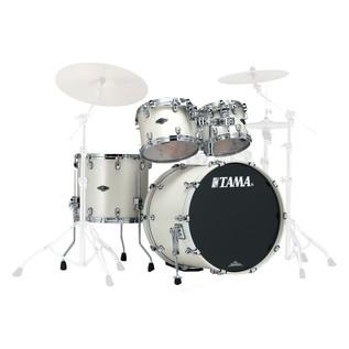 Tama Starclassic Performer B/B Shell Pack, Satin Pearl White