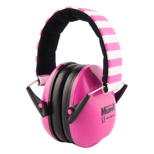 Alpine Muffy Ear Defenders Pink