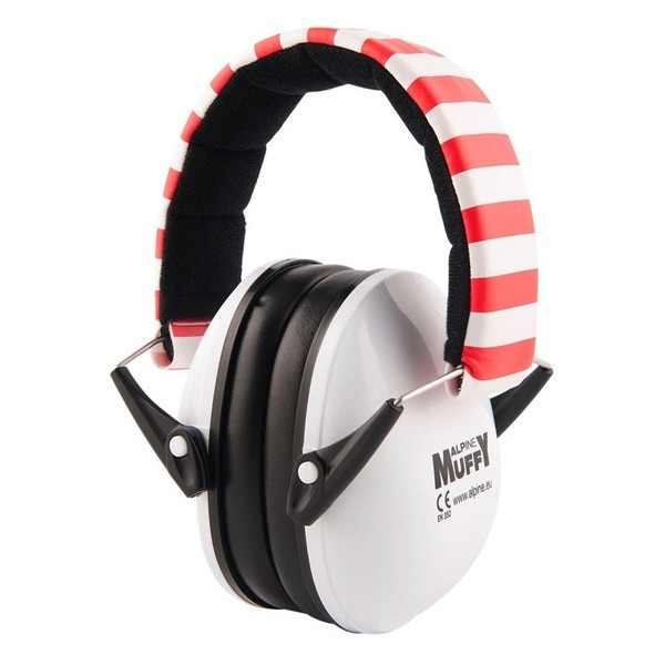 Alpine Muffy Ear Defenders White