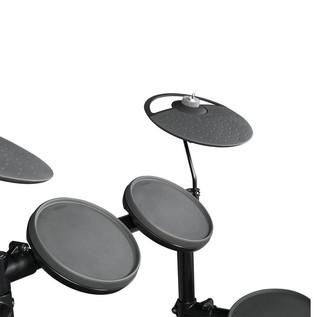 drum pads Yamaha DTX400K Electronic Drum Kit