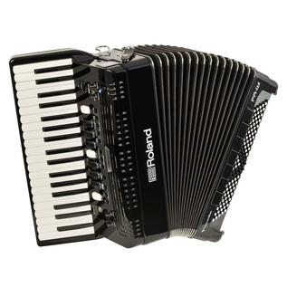 Roland FR-4X V Accordion in Black