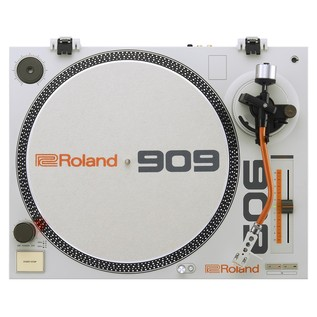 Roland TT-99 Direct Drive Turntable - Top