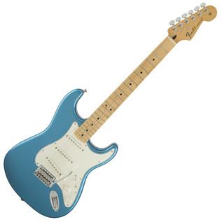 Fender Standard Stratocaster MN, Lake Placid Blue